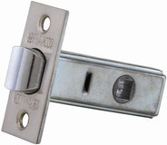 Дверные ручки - Межкомнатная защелка